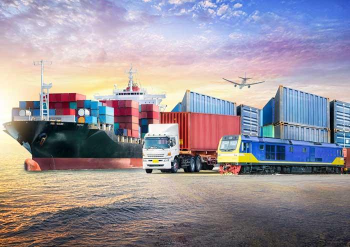 trasporti marittimi e terrestri
